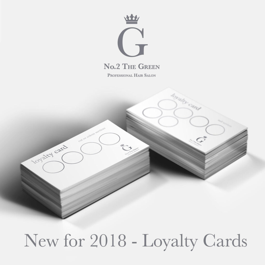 Horsforth Hairdressers Loyalty Cards
