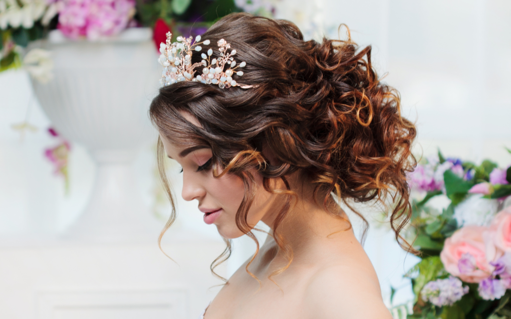 wedding hair horsforth and leeds