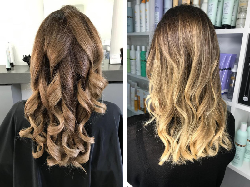 balayage hair horsforth leeds