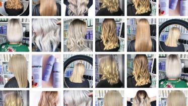 blonde hair horsforth
